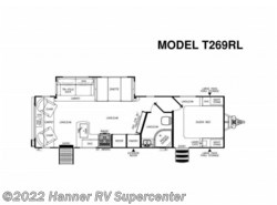 New 2018  Forest River Wildwood Heritage Glen 269RL by Forest River from Hanner RV Supercenter in Baird, TX