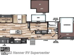 New 2018  Forest River Wildwood Heritage Glen 370BL by Forest River from Hanner RV Supercenter in Baird, TX