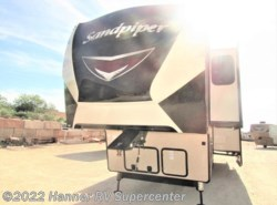New 2019  Forest River Sandpiper 381RBOK by Forest River from Hanner RV Supercenter in Baird, TX