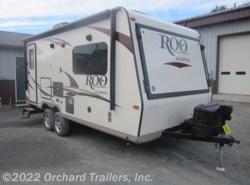 New 2017  Forest River Rockwood Roo 21DK by Forest River from Orchard Trailers, Inc. in Whately, MA
