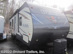 New 2017  Palomino Puma 32BHKS by Palomino from Orchard Trailers, Inc. in Whately, MA