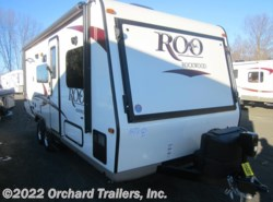 New 2017  Forest River Rockwood Roo 233S by Forest River from Orchard Trailers, Inc. in Whately, MA