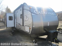 New 2017  Coachmen Catalina 333BHTS CK by Coachmen from Orchard Trailers, Inc. in Whately, MA