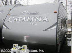 New 2017  Coachmen Catalina SBX 261BH by Coachmen from Orchard Trailers, Inc. in Whately, MA