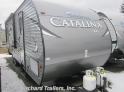 New 2017  Coachmen Catalina SBX 251RLS by Coachmen from Orchard Trailers, Inc. in Whately, MA