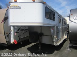 Used 1998  Sundowner SunLite 4-Horse Stock Combo by Sundowner from Orchard Trailers, Inc. in Whately, MA