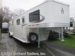 New 2017  Adam  Custom Coach 4-Horse by Adam from Orchard Trailers, Inc. in Whately, MA