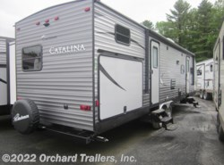 New 2018  Coachmen Catalina SBX 321BHDS CK by Coachmen from Orchard Trailers, Inc. in Whately, MA