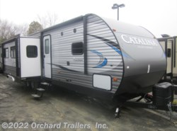 New 2018  Coachmen Catalina 333BHTS CK by Coachmen from Orchard Trailers, Inc. in Whately, MA