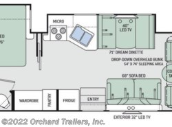 New 2018  Thor Motor Coach Windsport 27B by Thor Motor Coach from Orchard Trailers, Inc. in Whately, MA
