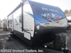 New 2018  Palomino Puma 28RKSS by Palomino from Orchard Trailers, Inc. in Whately, MA