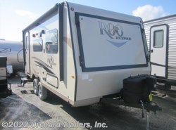 New 2019  Forest River Rockwood Roo 19 by Forest River from Orchard Trailers, Inc. in Whately, MA