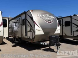 New 2017  Cruiser RV Fun Finder Xtreme Lite 23bh by Cruiser RV from Lazydays RV America in Aurora, CO