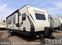 New 2017  Keystone Sprinter 29FK