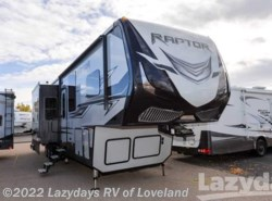 New 2017  Keystone Raptor 398TS by Keystone from Lazydays RV America in Loveland, CO