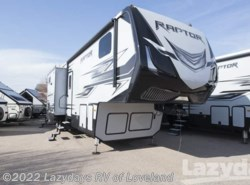 New 2017  Keystone Raptor 362TS by Keystone from Lazydays RV America in Loveland, CO