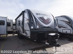 New 2018  Heartland RV Wilderness 2185RB by Heartland RV from Lazydays RV in Loveland, CO