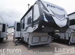 New 2018  Keystone Raptor 353TS by Keystone from Lazydays RV America in Loveland, CO