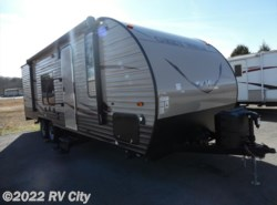 Used 2016  Forest River Cherokee Grey Wolf 25RR by Forest River from RV City in Benton, AR