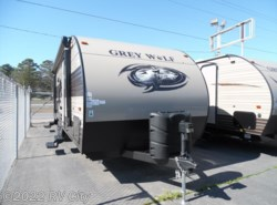 New 2017  Forest River Cherokee Grey Wolf 23DBH by Forest River from RV City in Benton, AR