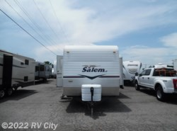 Used 2008  Forest River Salem 27BHBS by Forest River from RV City in Benton, AR