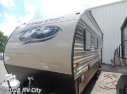 New 2018  Forest River Cherokee Wolf Pup 16BHS by Forest River from RV City in Benton, AR