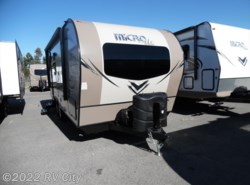 New 2018  Forest River Flagstaff Micro Lite 21FBRS by Forest River from RV City in Benton, AR