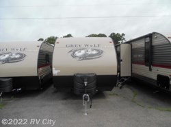 New 2019  Forest River Cherokee Grey Wolf 26RL by Forest River from RV City in Benton, AR