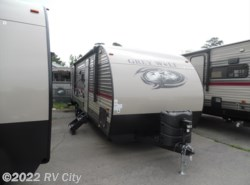 New 2019  Forest River Cherokee Grey Wolf 26DBH by Forest River from RV City in Benton, AR