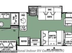 New 2018  Forest River Forester 3171DSF by Forest River from National Indoor RV Centers in Lewisville, TX