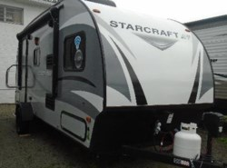 New 2018  Starcraft Comet Mini 17UDS by Starcraft from Schreck RV Center in Apollo, PA