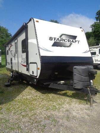 2016 Starcraft Launch Ultra Lite 24RLS