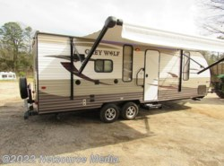 Used 2015  Forest River Grey Wolf 24RK by Forest River from Karolina Koaches Inc in Piedmont, SC