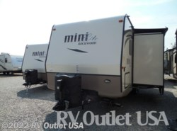 New 2017  Forest River Rockwood Mini Lite 2504S by Forest River from RV Outlet USA in Ringgold, VA
