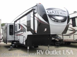 New 2017  Heartland RV Gateway 3400SE by Heartland RV from RV Outlet USA in Ringgold, VA