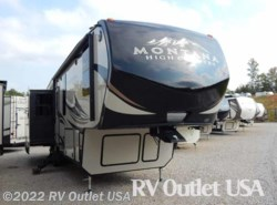 New 2017  Keystone Montana High Country 345RL by Keystone from RV Outlet USA in Ringgold, VA