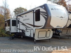 New 2017  Keystone Montana 3720RL by Keystone from RV Outlet USA in Ringgold, VA