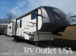 New 2017  Forest River Wildwood Heritage Glen 386RLBHK by Forest River from RV Outlet USA in Ringgold, VA