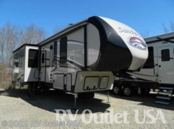 New 2017  Forest River Sandpiper 376BHOK by Forest River from RV Outlet USA in Ringgold, VA