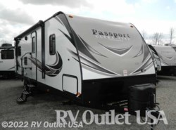 New 2017  Keystone Passport 2520RL by Keystone from RV Outlet USA in Ringgold, VA