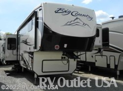 New 2018  Heartland RV Big Country 3560SS by Heartland RV from RV Outlet USA in Ringgold, VA