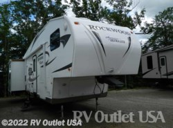 Used 2012  Forest River Rockwood Signature Ultra Lite 8281SS by Forest River from RV Outlet USA in Ringgold, VA