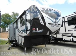 New 2018  Heartland RV Cyclone 4100HD by Heartland RV from RV Outlet USA in Ringgold, VA