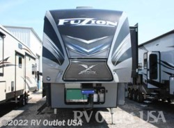 New 2018  Keystone Fuzion 371 by Keystone from RV Outlet USA in Ringgold, VA