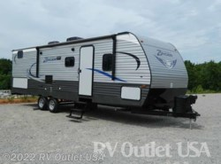 New 2018  CrossRoads Zinger 290KB Z1 Series by CrossRoads from RV Outlet USA in Ringgold, VA