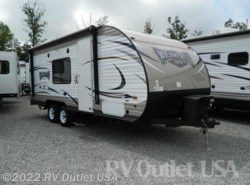 New 2018  Forest River Wildwood X-Lite 201BHXL by Forest River from RV Outlet USA in Ringgold, VA