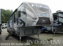 New 2018  Keystone Fuzion 420 X-Edition by Keystone from RV Outlet USA in Ringgold, VA