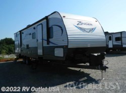 New 2018  CrossRoads Zinger 328SB Z1 Series by CrossRoads from RV Outlet USA in Ringgold, VA
