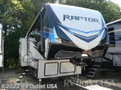 New 2018  Keystone Raptor 362TS by Keystone from RV Outlet USA in Ringgold, VA