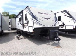 New 2018  Keystone Passport 3290BH by Keystone from RV Outlet USA in Ringgold, VA